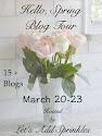 Spring Blog Tour