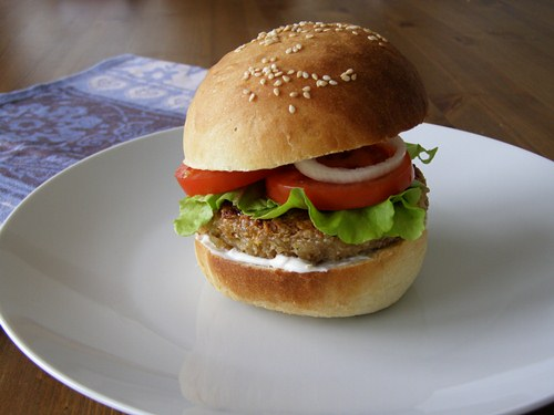 Vegan Gardenburger