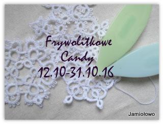 Frywolitkowe candy - do 31 października