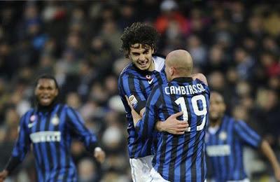 Cesena 0 - 1 Inter Milan (1)