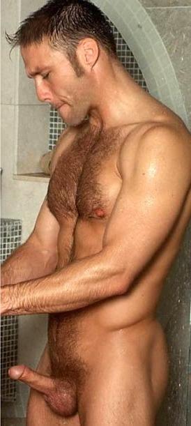Furry Men Dirty Hunks Getting Clean
