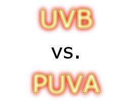 metoda UVB a PUVA