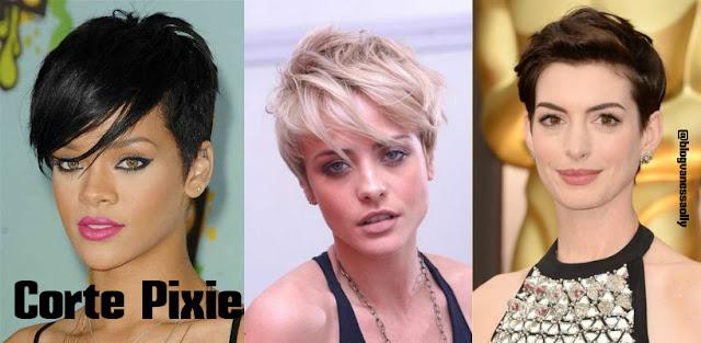 Tendência de corte de cabelo para Primavera/Verão 2015
