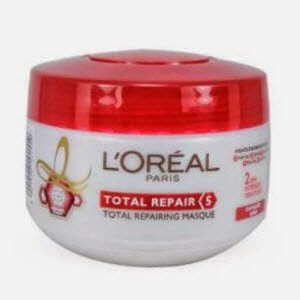 Amazon : Buy L'Oreal Hair Expertise Total Repair 5 Masque Rs. 142 only