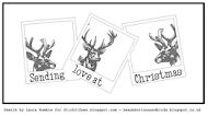December Card Sketch