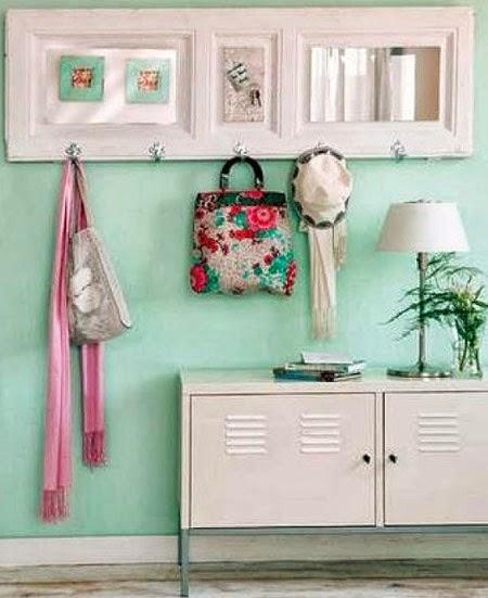 Firmax tu portal inmobiliario decoraci n estilo vintage for Decoracion puertas vintage