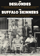 The Deslondes + The Buffalo Skinners