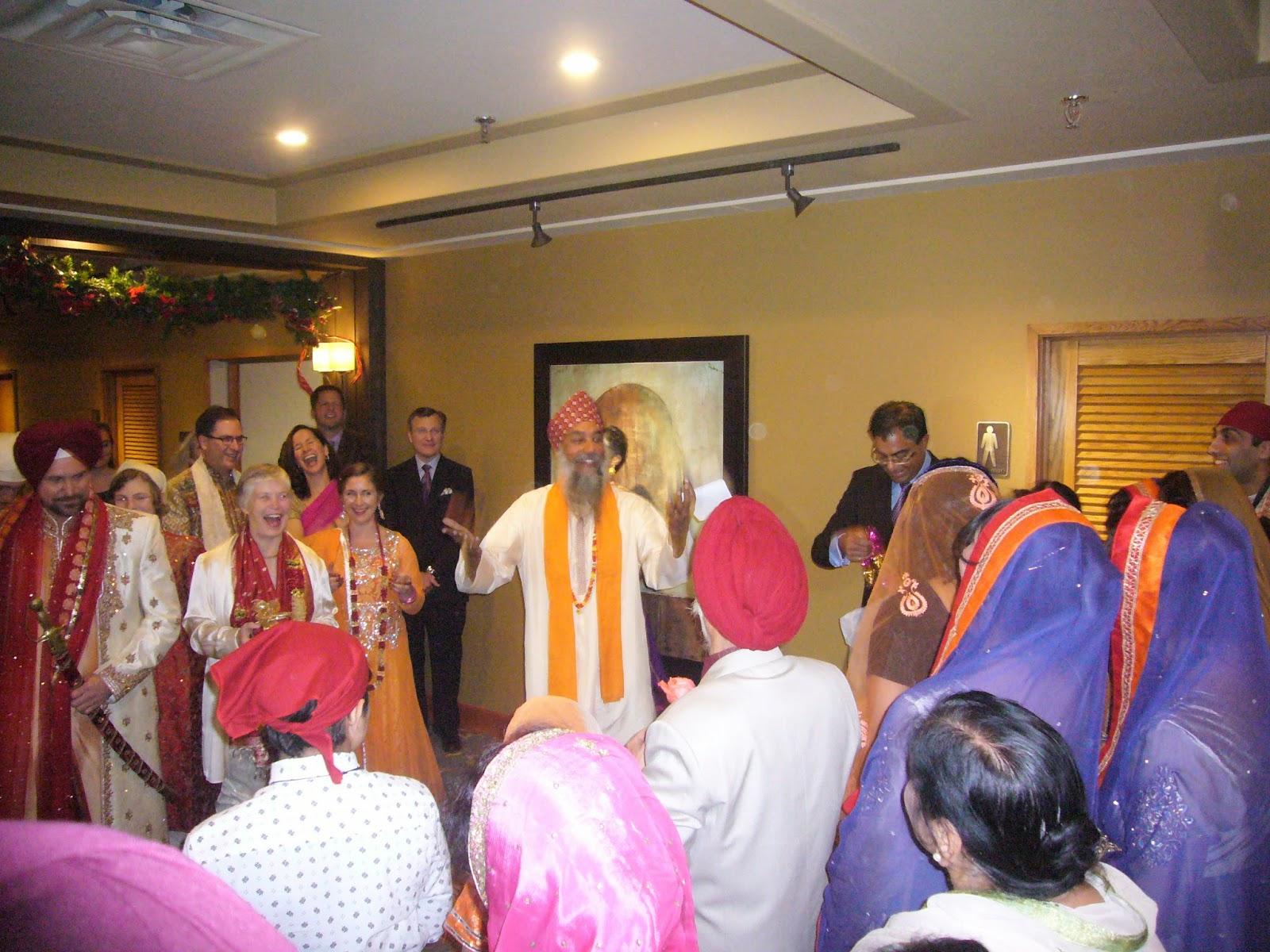 sikh wedding renewal VOWS!