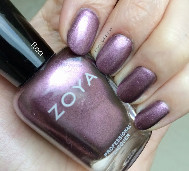 Zoya Rea, Nail Polish, Girly Things by *e*,