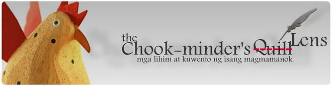The Chook-minder's Quill