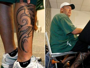rex ryan tattoo