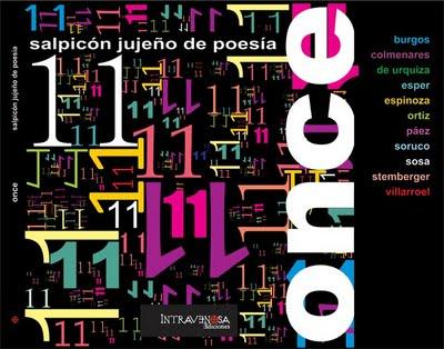 """ONCE: Salpicón de poesía jujeña"", ed. Intravenosa, Jujuy, 2011"