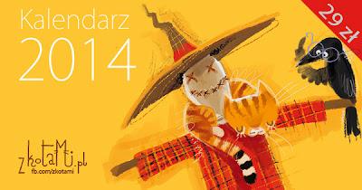 http://allegro.pl/kalendarz-scienny-2014-z-kotami-koty-i3751677686.html