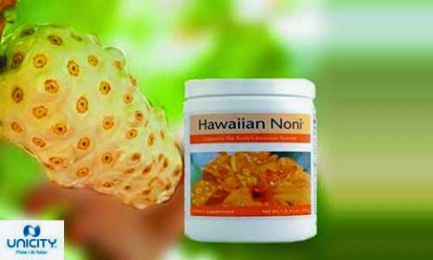 Hawaiian Noni kết hợp cây lô hội và trái nhàu đem đến sức khỏe toàn diện