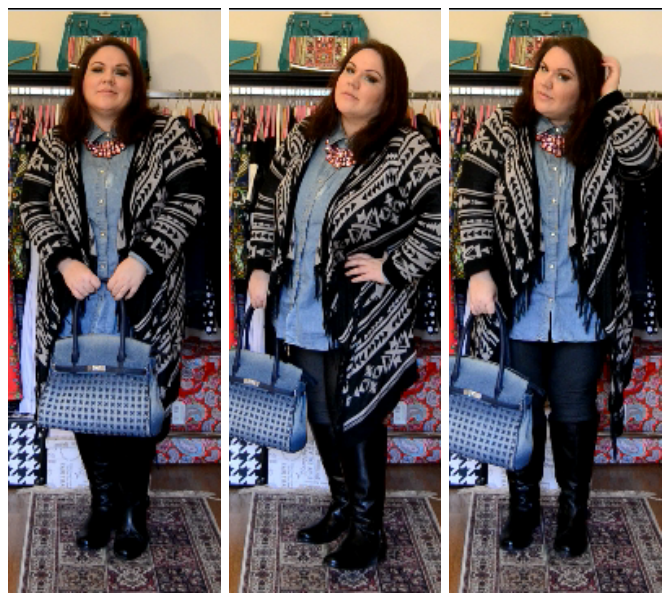 outfit plus size easy glam consigli di stile curvy