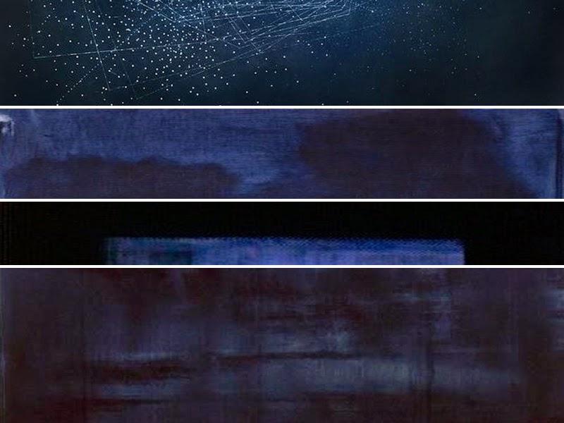 alyssa nicole, still cold, alyssa nicole fall 2014, inspiration, blues, blue, navy, art, mood, moodboard, designer inspiration,