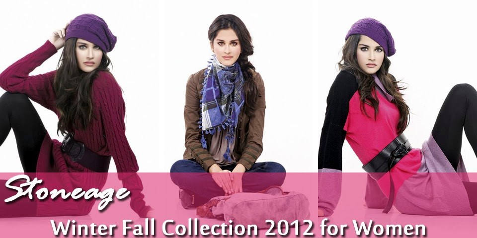 Female Wear Fall-Winter Collection 2012 By Stoneage ...
