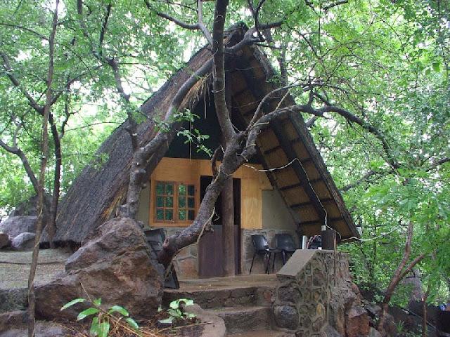 Lugares para dormir  em Cahora Bassa