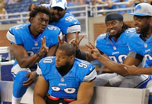 Five thoughts about Ndamukong Suh's departure from Detroit Lions