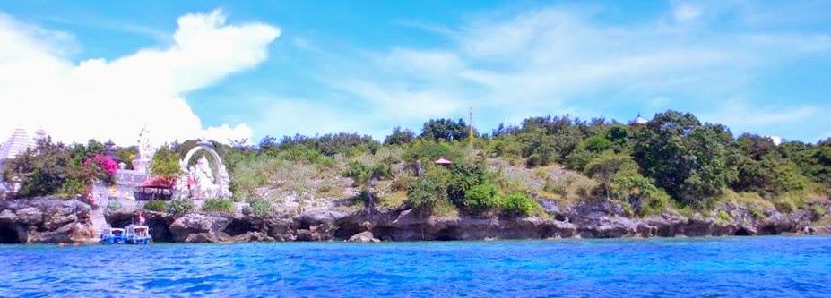 Menjangan island, Bali Indonesia