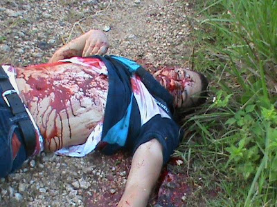 EN RIO SAN JUAN: Asesinan hombre de 5 balazos