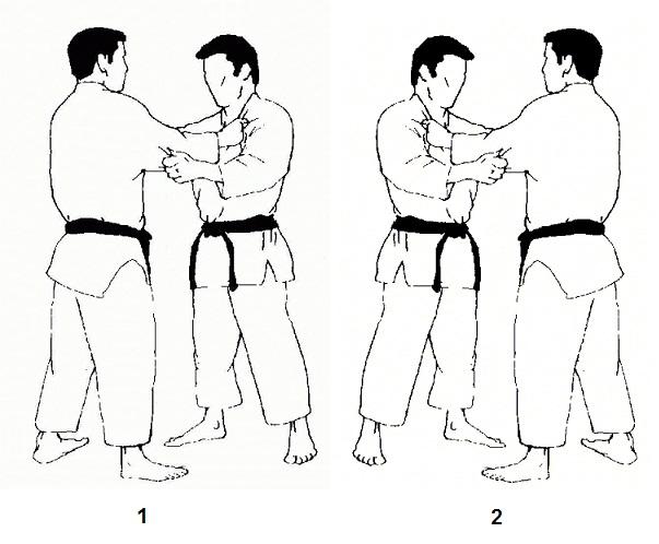 Como enfrentar um adversário canhoto no Judô