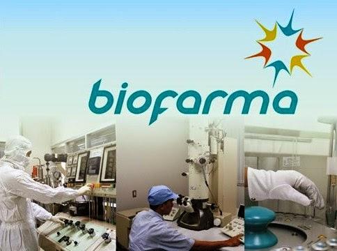 Lowongan Kerja BUMN Industri Farmasi