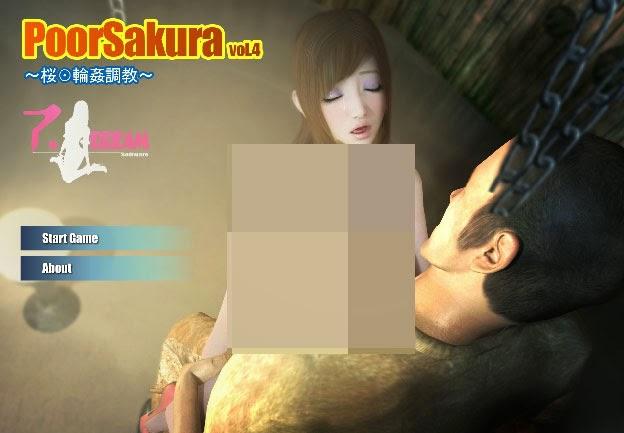 Poor Sakura vol.5 Full English