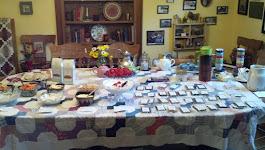 2013 Tealightful Tea Home Party