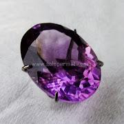 Batu Permata Natural Amethyst - SP962