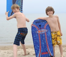 Surfer Dudes