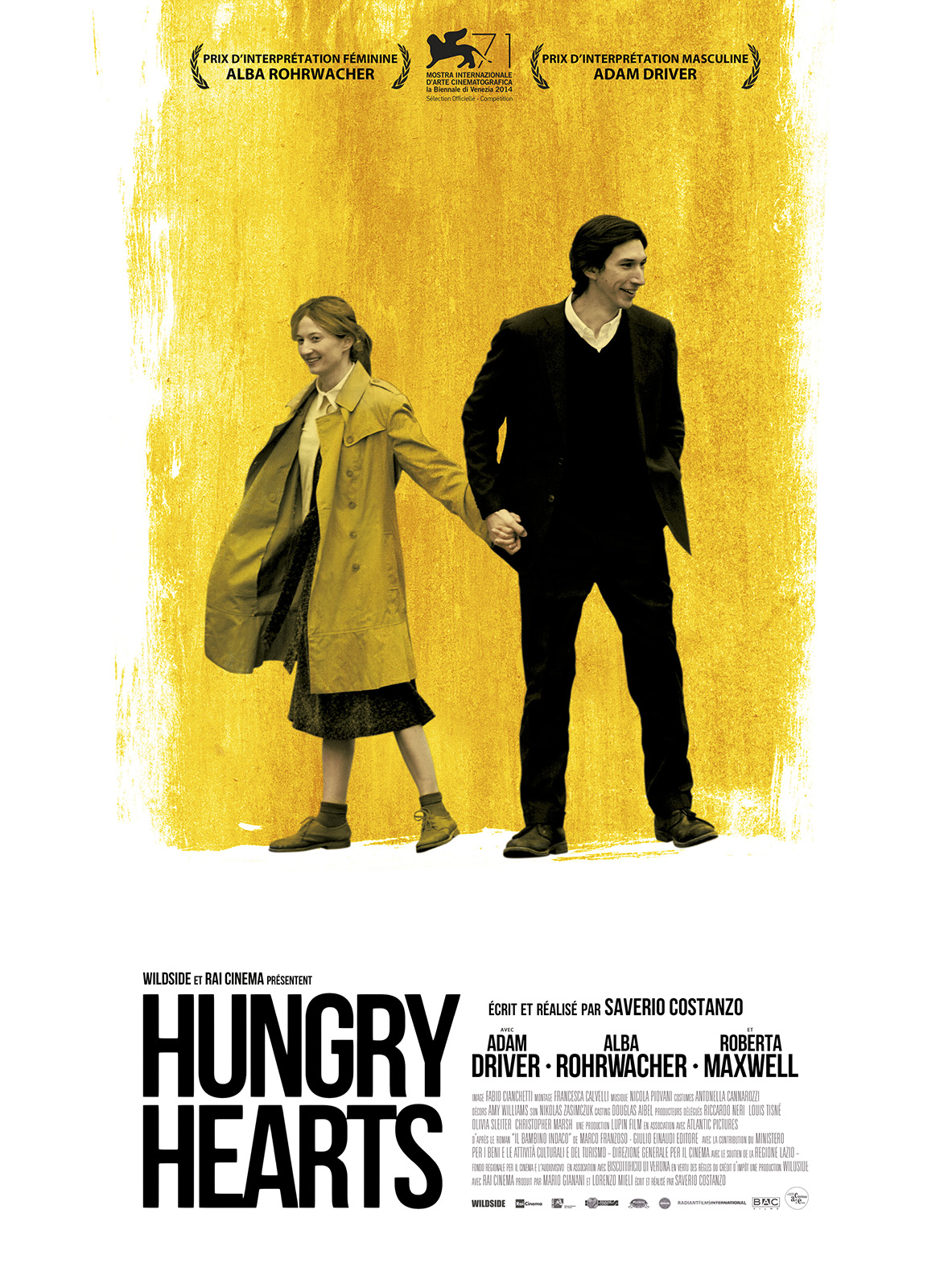 Hungry Hearts 2014