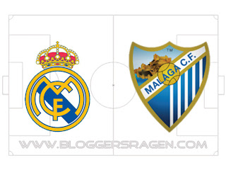 Prediksi Pertandingan Real Madrid vs Malaga
