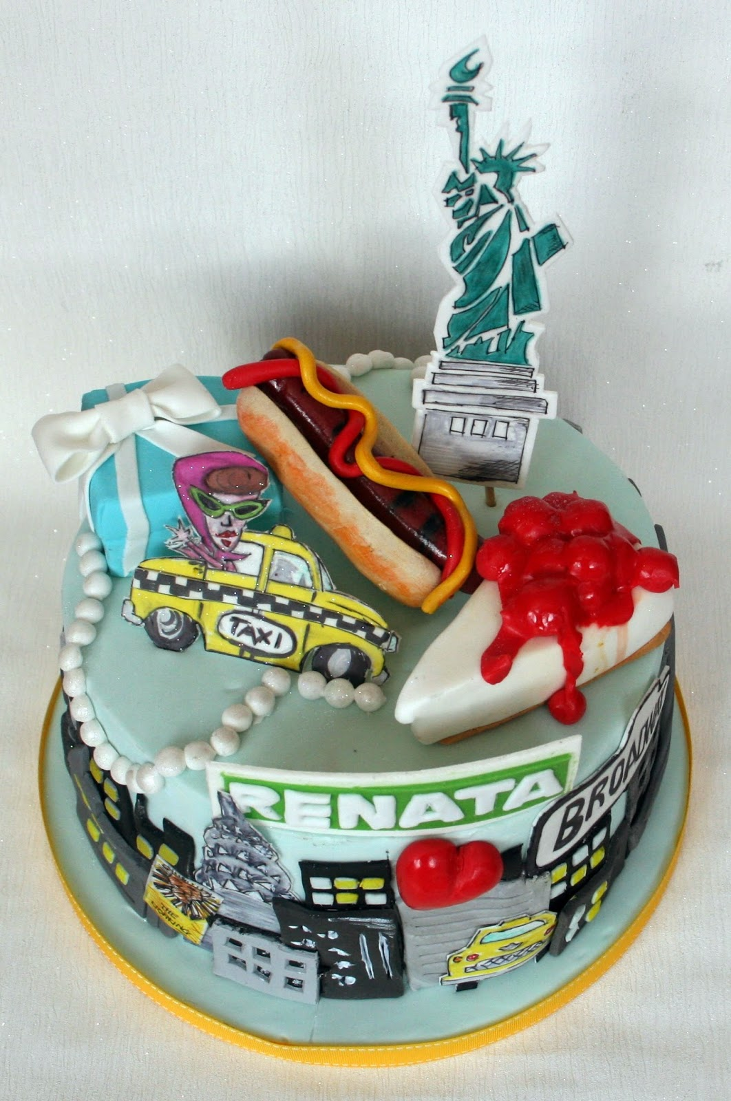 Images Of Birthday Cake New : The Perfectionist Confectionist: New York, New York