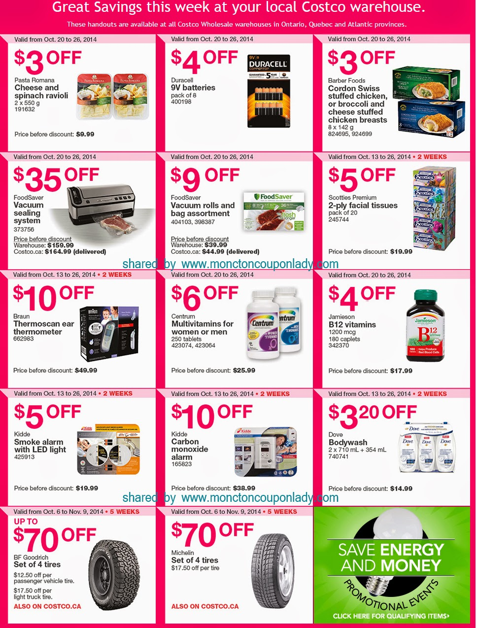 Mobile coupon tractor supply