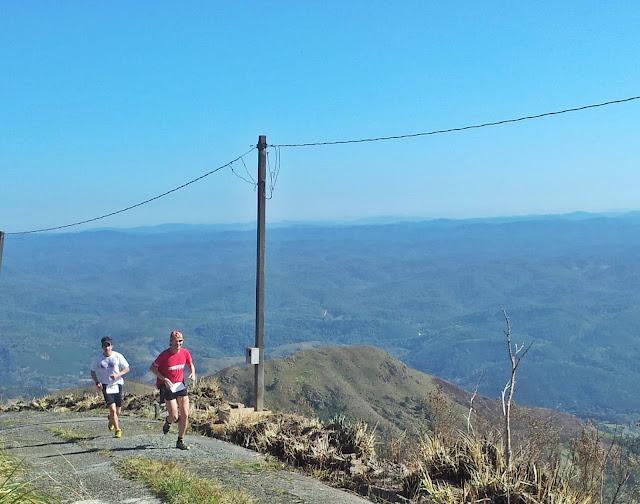 Circuito Paranaense de Corridas em Montanha (!) 3ª etapa 2013