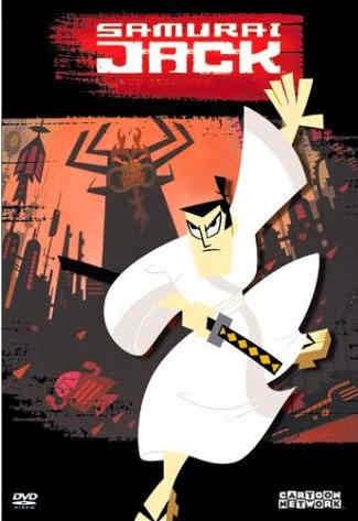 Samurai Jack Serie Completa Español Latino