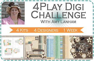 Design House Digital 4 Play Challenge for march