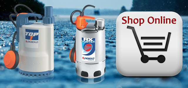 Buy Pedrollo Waste Water Pumps Online | Pedrollo Waster Water Pumps India - Pumpkart.com