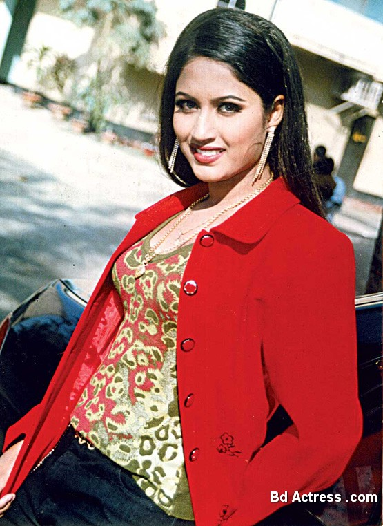 Bangladeshi Actress Keya Picture