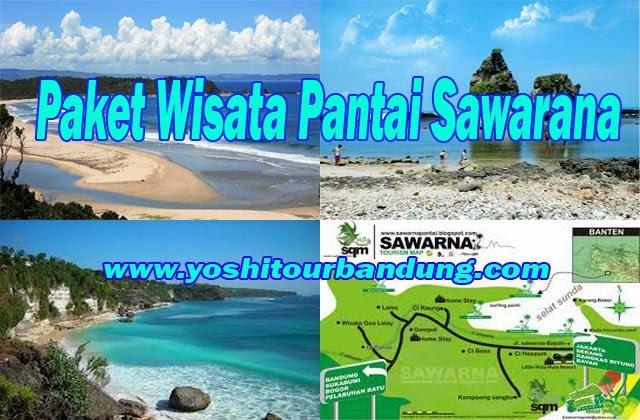 Paket Wisata Pantai Sawarana