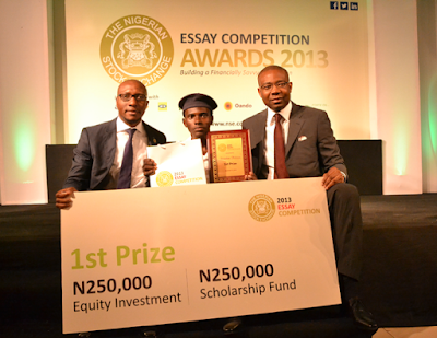 the nigerian stock exchange annual essay competition
