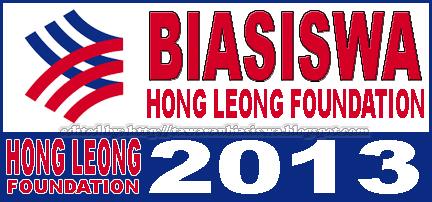 Tawaran Biasiswa Yayasan Hong Leong | Hong Leong Foundation Scholarship