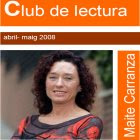 Guia de l'escriptora Maite Carranza