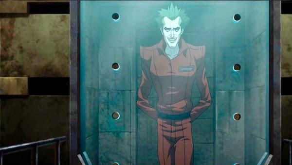 """El Joker en """"Batman: Asalto a Arkham"""""""