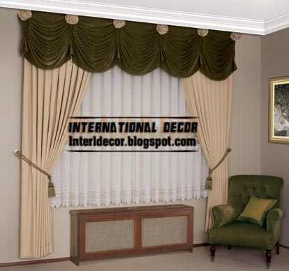 Top 10 curtain designs and unique draperies designs colors ideas - Cool home decor websites model ...