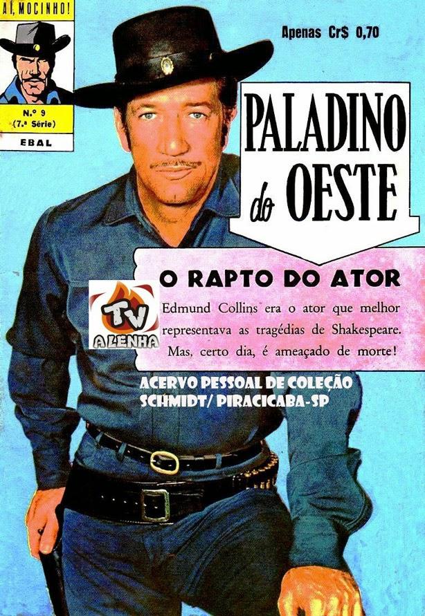 PALADINO DO ESTE (HAVE GUN WILL TRAVEL)