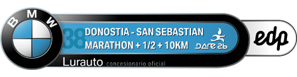 FINISHER DONOSTI MARATHON 2015