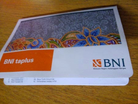 Cara Membuat Rekening Tabungan Bank BNI
