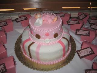 Cute Tiny Cake